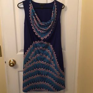 INC sleeveless dress